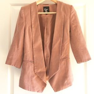 Vero Moda Dusty Pink Jacket Blazer
